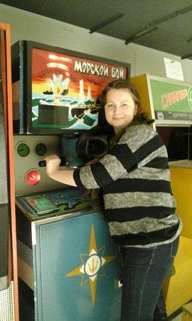 Музей советских игровых автоматов: Я вычислила скорость торпед на каждом автомате!)))