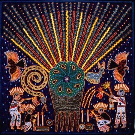 Metepec, México: Arte Huichol