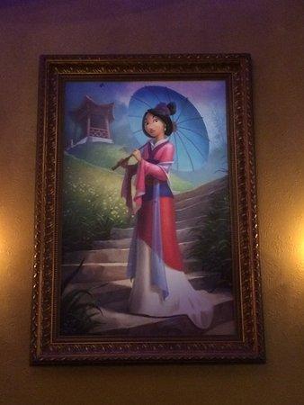 Mulan Picture Of Cinderella Castle Orlando Tripadvisor