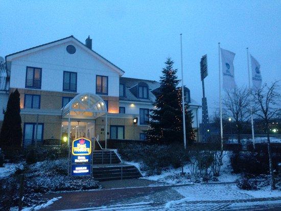 เฮล์มสเต็ดท์, เยอรมนี: Het hotel