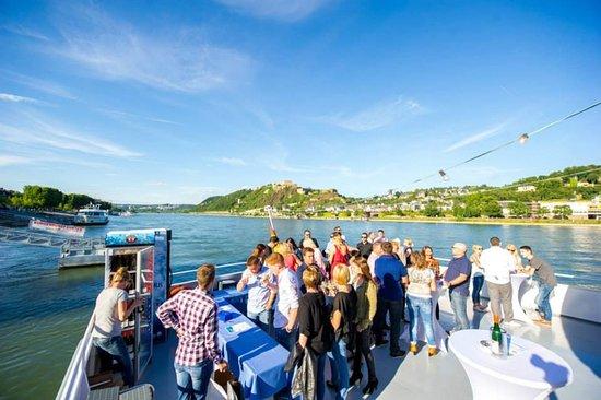 Vallendar, Germany: House Wine Party