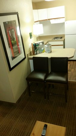 Our New Years Getaway at Extended Stay - Houston -Galleria