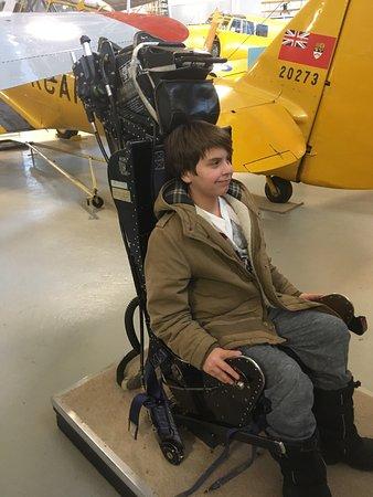 The Hangar Flight Museum: photo1.jpg