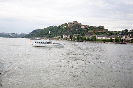 Vallendar, Germany: Schängel Shuttle - Unser Fährservice zwischen Koblenz und Ehrenbreitstein