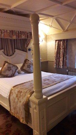 Crawfordsburn, UK: Our room