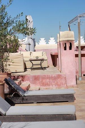AnaYela: Dachterrasse