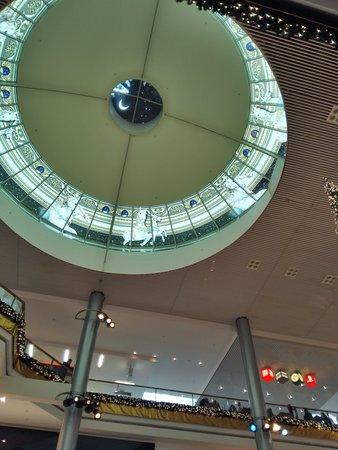 Wallisellen, Svizzera: Einkaufszentrum Glatt