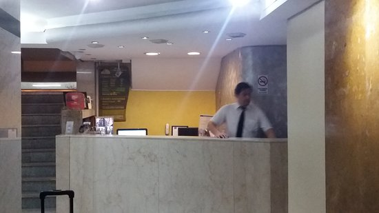 Hotel Libertador: Entrada do hotel