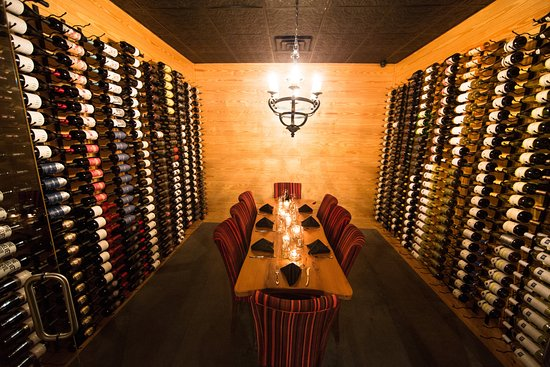 Red The Restaurant & Wine Boutique: Book your special event in our private room that seats 6-8.