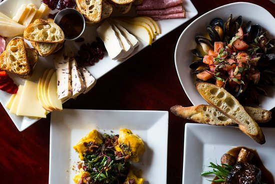 Red The Restaurant & Wine Boutique: Chef Tom Boland's Fall Menu Favorites