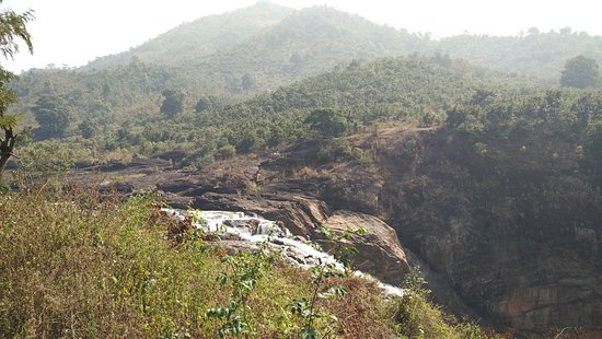 Jeypore, Ινδία: Duduma Falls