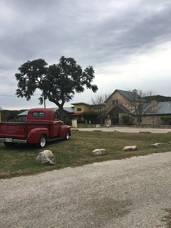 Comfort, TX: View from the Tasting Room