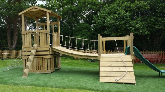 Haslemere, UK: Kids play area