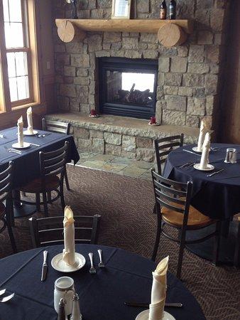 Tabernash, Κολοράντο: Interior of restaurant