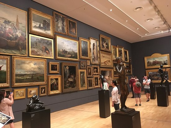 National Gallery of Victoria: Painting gallery