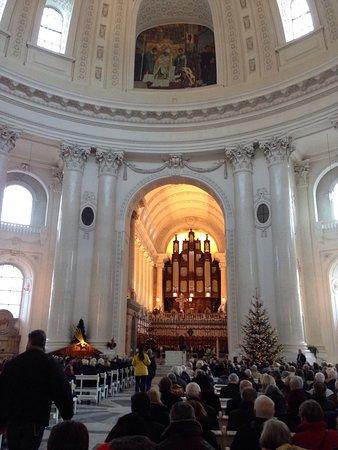 Sankt Blasien, Germania: Neujahrskonzert in schöner Atmosphäre