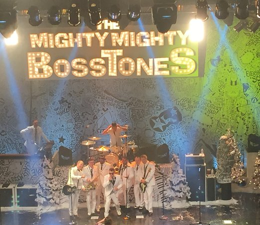 House of Blues Boston : Mighty!