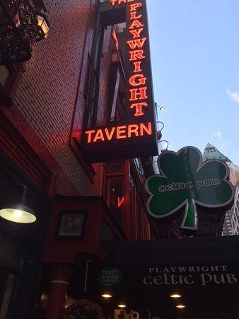 Playwright Tavern & Restaurant: Playwright tavern