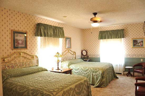 Pioche, NV: The Victorian Suite