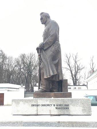 Pomnik Józefa Piłsudskiego