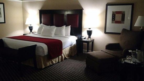Foto de hotel blake chicago chicago bed tripadvisor for The blake hotel chicago