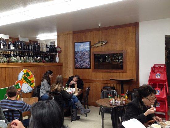 Lombardi's BBQ Deli Picture