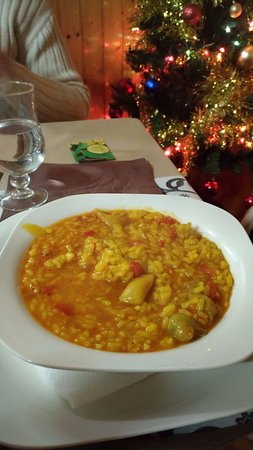 Province of Cordoba, Spain: Arroces mixtos