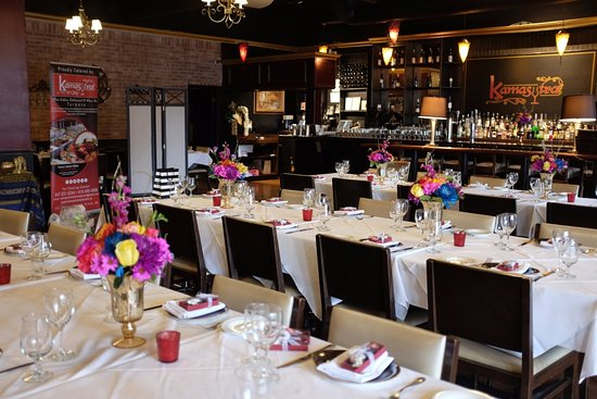 Bridal Shower Set Up October 2016 Picture Of Kamasutra Indian Restaurant Toronto Tripadvisor