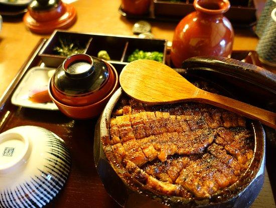 Atsuta Horaiken Honten: Hitsumabushi (large size)