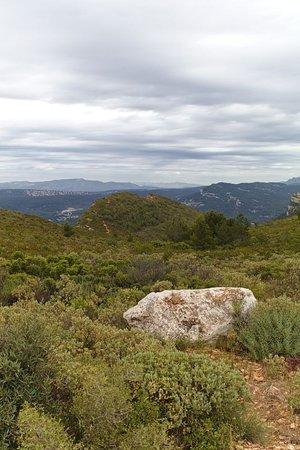 Provence-Alpes-Cote d'Azur, France: Route des Cretes