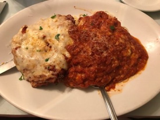 Cabot, AR: Veal Parm