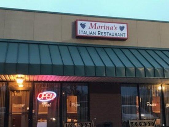 Cabot, AR: Morina's Exterior