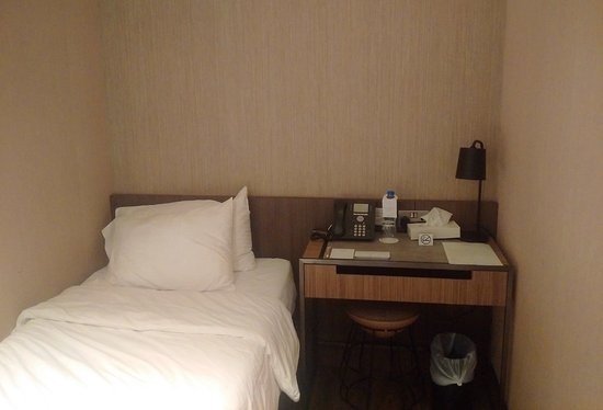 Abu Dhabi Airport Hotel: small room