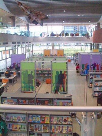Biblioteca de São Paulo: BSP
