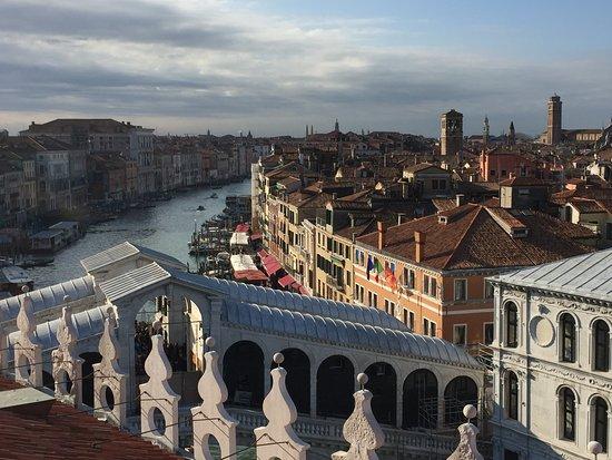 Terrazza Panoramica Venezia Of Vista Panoramica Terrazza Del Fondaco Dei Tedeschi