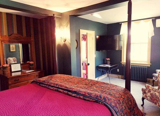 Корнуолл, Нью-Йорк: Derby Guestroom