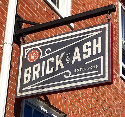 Newburyport, MA: Brick & Ash