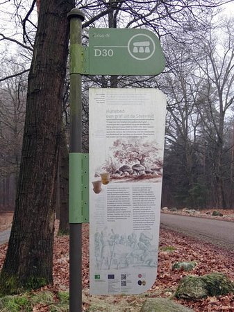 Exloo, The Netherlands: the information of D30