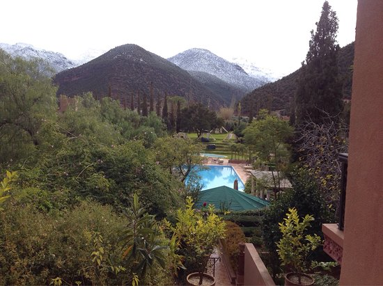 Kasbah Tamadot: Pictures of grounds and spa