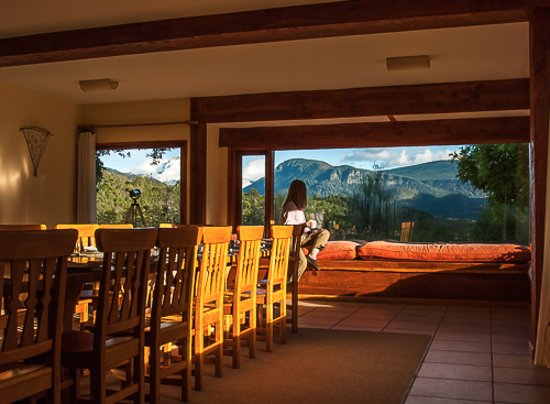 Nahuel Huapi National Park, Argentina: Coffee before breakfast