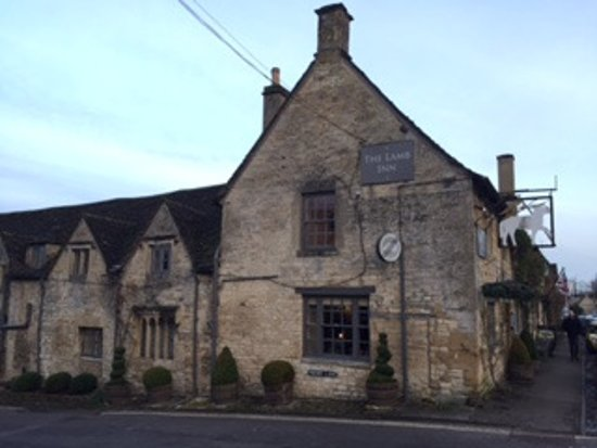 Great Rissington, UK: Initially a 15th century weaver's cottage