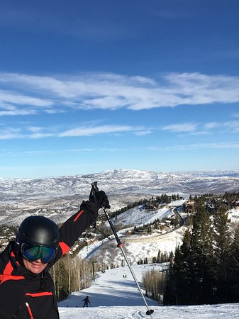Montage Deer Valley: Best skiing EVER!!