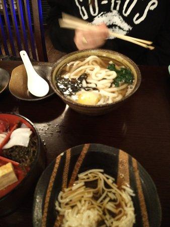 Yoshitsune Restaurant: Udon