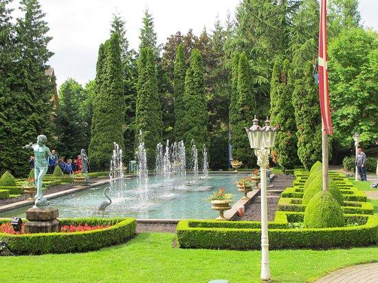 Parque Europa: Wasserspiele