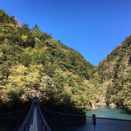 Sumatakyo Valley: 寸又峡