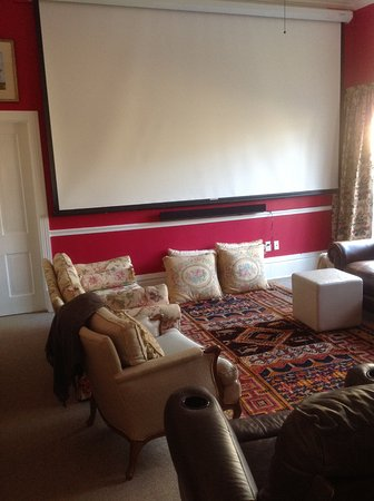 Anniston, AL: Movie Screening Room