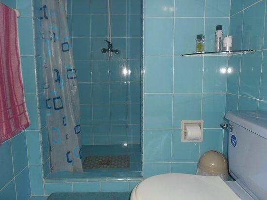Casa Particular De Carlos Y Neyda Bathroom English Room Baño Habitación Inglesa