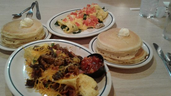 Pelham IHOP is Solid - Review of IHOP, Pelham, AL