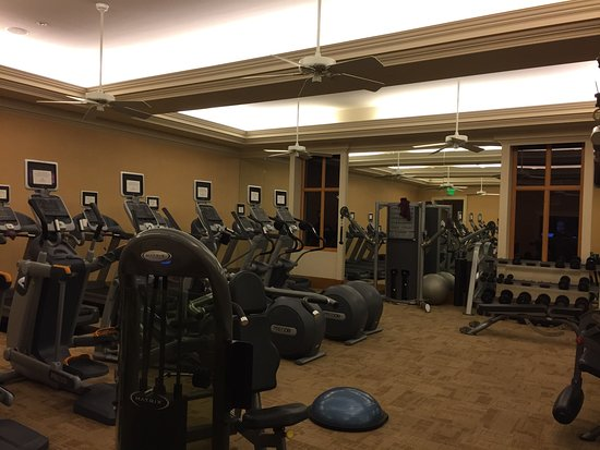 The Resort At Pelican Hill Fitness Center Main Hotel