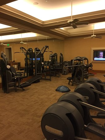 Fitness Center Main Hotel Picture